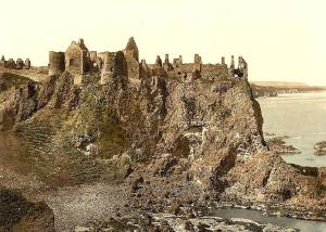 """This colorized photochrom print was taken in the 1890s. ~ """"May the best day of your past, Be the worst day of your future."""""""