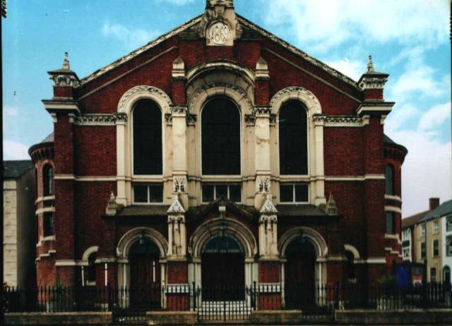 Mountpottinger Presbyterian Church At the junction of Castlereagh Street, Upper Frank Street and Calvin Street in East Belfast