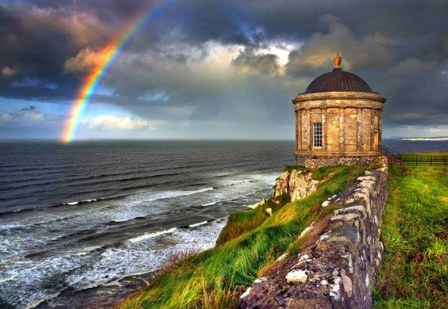 Mussenden Temple, Co. Londonderry