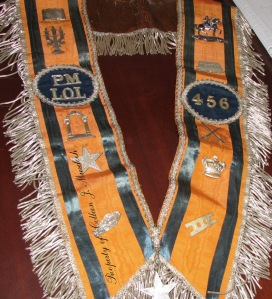 Robert Murdoch The Sash My Grandfather Wore!