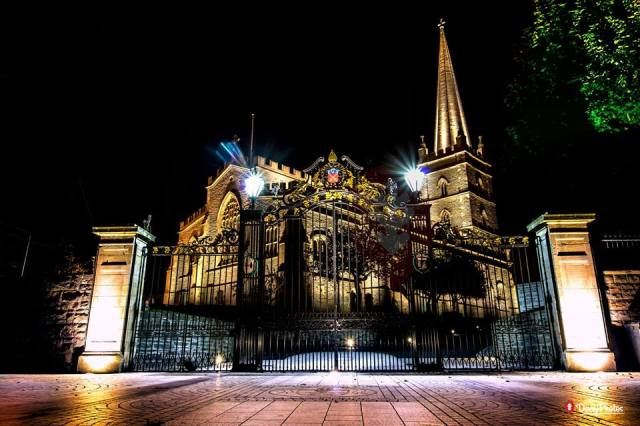 St Columb's Cathedral - Courtesy of Derry Photos..