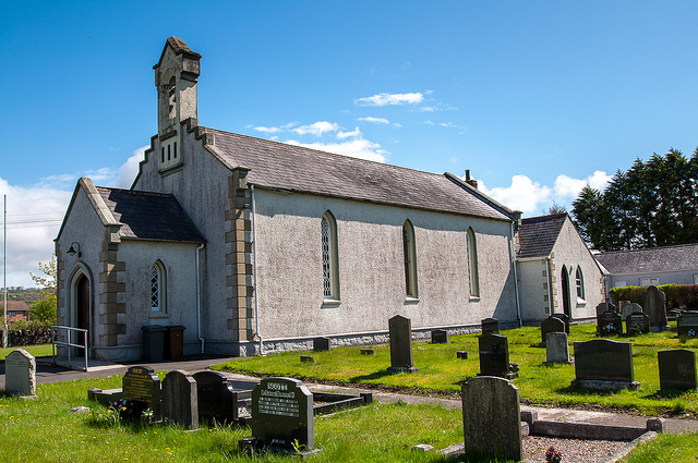 Stoneyford Church of Ireland