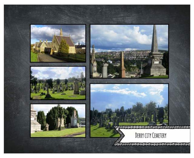 The Derry City Cemetery 159 Lone Moor Road, Londonderry