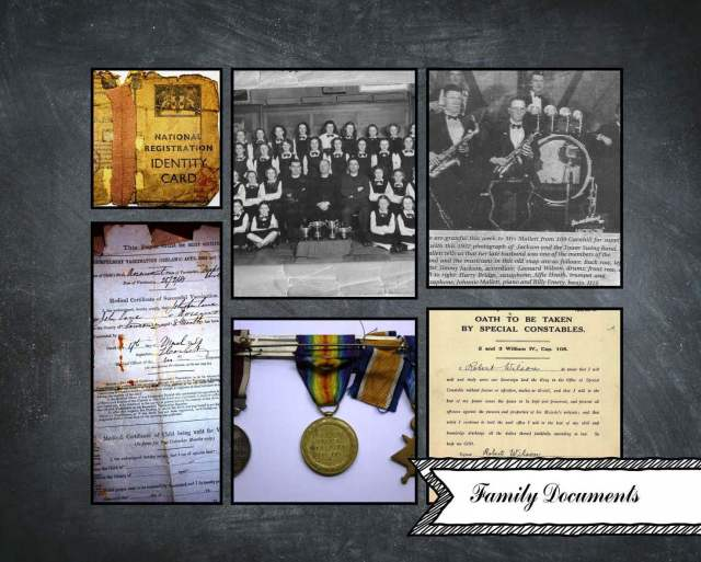 Family Documents