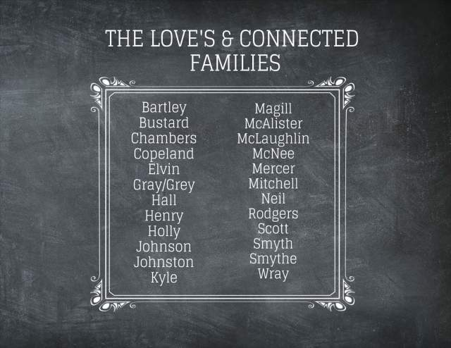 Love Connected Families