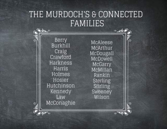 Murdoch Connected Families