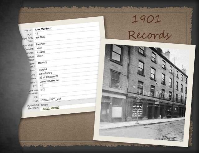 1901 Scottish Census