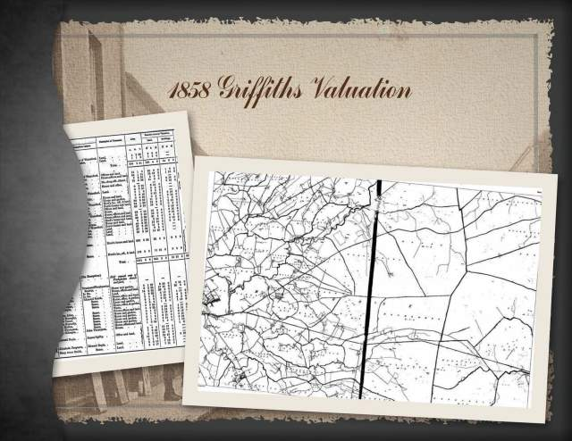 Griffiths Valuation - 1858