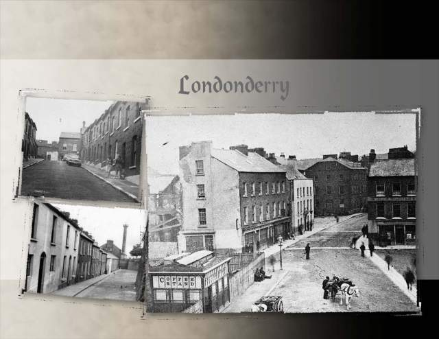 Streets of Londonderry  Chamber Family Residences