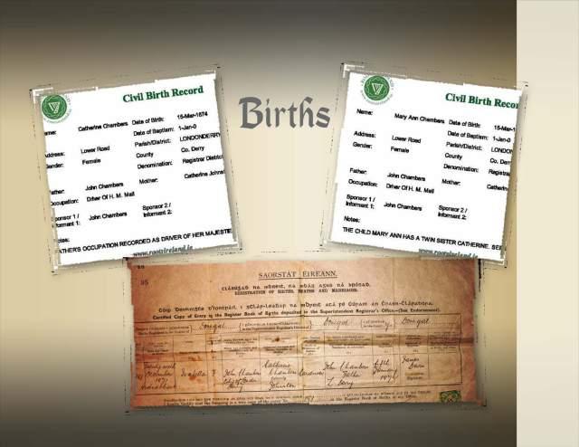 Chamber Girls Births