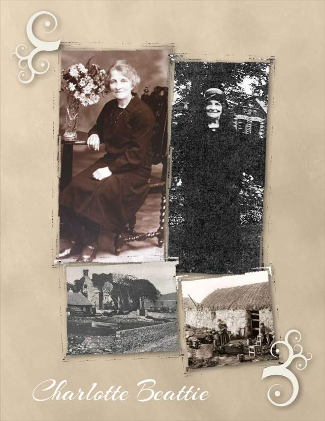 Charlotte Beattie My Great Grandmother