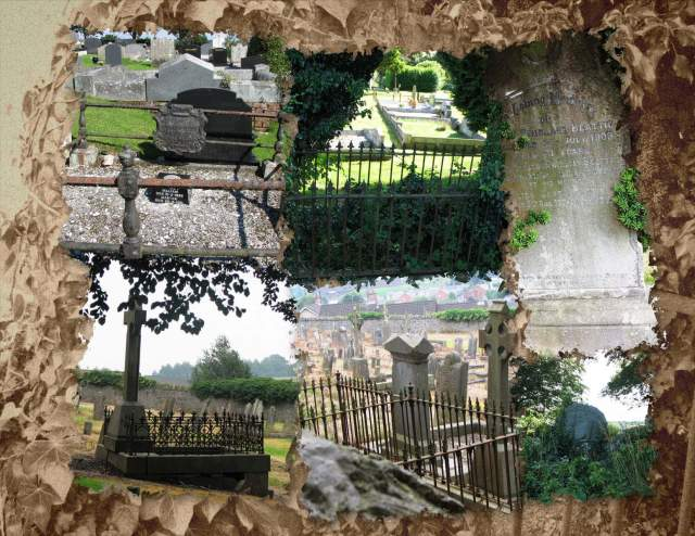 Cemeteries I Visited in 2012