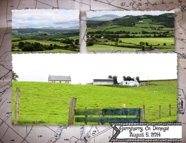 Garryharry, Co. Donegal - August 2014