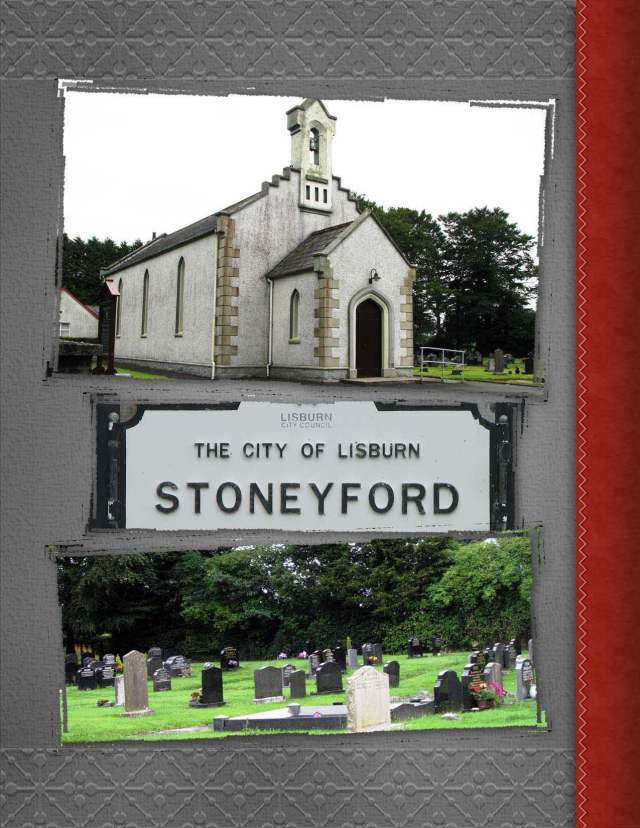 Stoneyford Church Yard