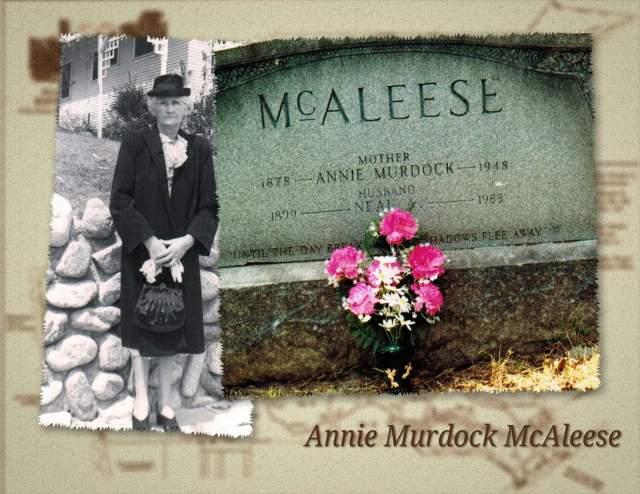 Annie Murdock McAleese