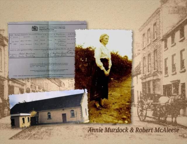 Annie Murdock & Robert McAleese