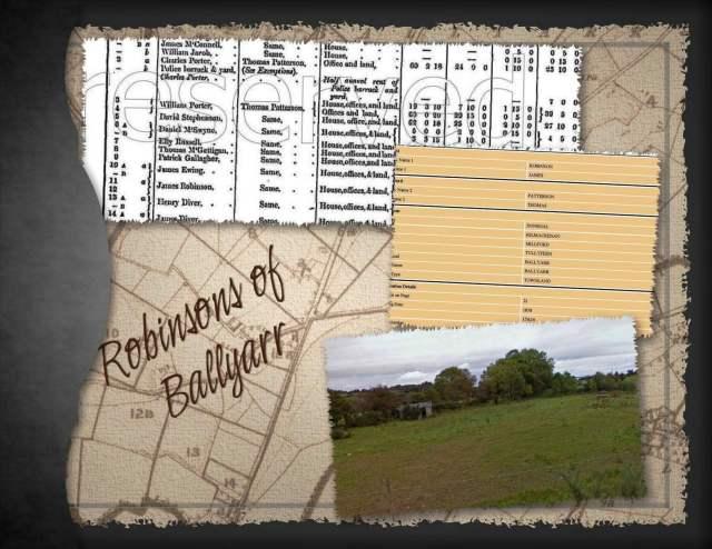 Robinsons of Ballyarr