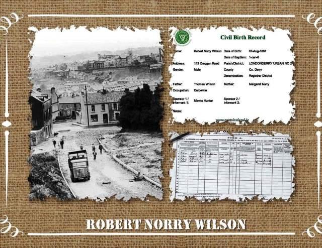 Robert Norry Wilson