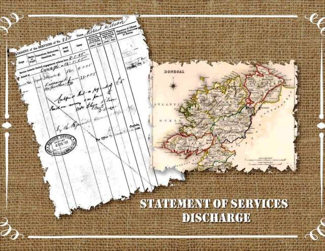 Statement of Services Discharge