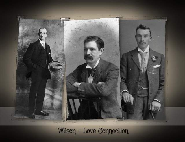 Wilson - Love Connection